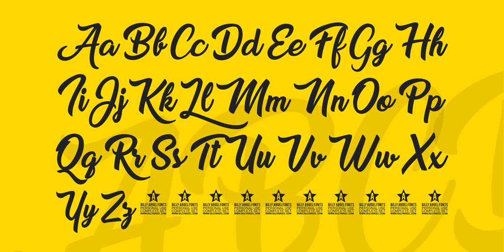 Sweet Sensations Personal Use Font - FontSpace
